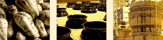 黒麹本格芋焼酎 720mL(4合)萬世酒造